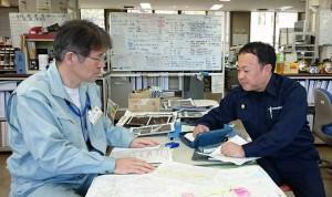 竹田土木事務所震災土砂災害の確認