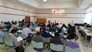 竹田市和牛振興会久住支部の総会