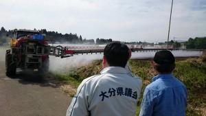農林水産委員会の竹田調査、菅生地区3