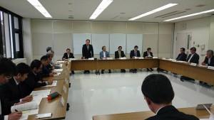 大蘇ダム関連事業の総会