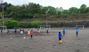 竹田市のサッカー事情。
