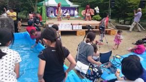 南河内のホタル祭