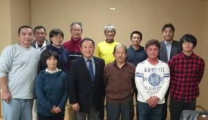 竹田市 酪農組合 忘年会 土居昌弘