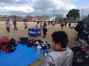 大分県議会 議員 土居昌弘 U-10決勝トーナメント 竹田直入FC