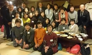 大分県議会 議員 土居昌弘 竹田市の女性農業経営者との交流会