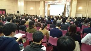 元久住町役場課長の山田朝夫さんの講演会