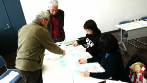 地域づくり協力隊の活動報告会