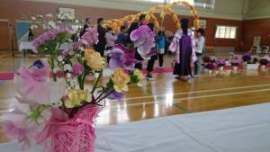 竹田小学校卒業式