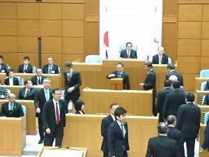 大分県議会平成29年第1回定例会