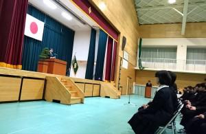 竹田中学校と竹田高校
