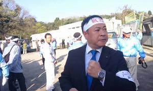 竹田市 市長選挙 首藤勝次候補 応援 土居昌弘 01