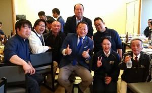 三重総合高校 中野校長、小俣副校長とで久住校の今後を打ち合わせ1