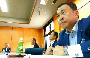 豊肥地区選出県議会議員と豊肥地区県地方機関の長との意見交換会