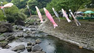 荻町 大野川源流祭り03