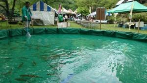 荻町 大野川源流祭り02