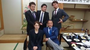 竹田商工会議所青年部の総会