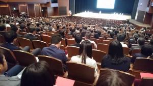 日本文理大学創立50周年記念式典03
