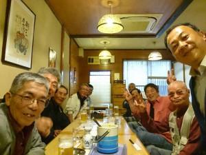 竹田市の広域牧場の総会&懇親会