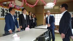 日田の昭和学園高校へ