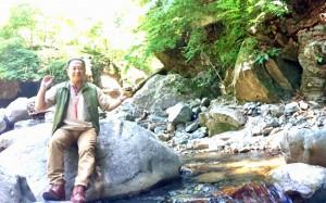 地層・岩石観察会
