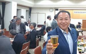 竹田町商店街の総会と懇親会