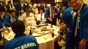 竹田商工会議所青年部の創立50周年1