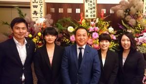 御手洗吉生 大分県議会副議長就任 祝賀会4