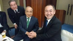 御手洗吉生 大分県議会副議長就任 祝賀会3