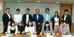 大分・宮崎・熊本の3県議員連盟総会2