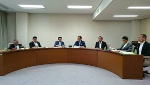 大分・宮崎・熊本の3県議員連盟総会1