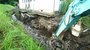 線状降水帯による記録的な大雨 九州豪雨5