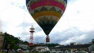 竹田 気球1