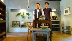 小国町の陶芸家 北川麦彦さんの特別企画