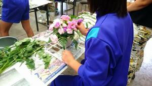 三重総合高校久住校の体験入学04