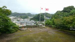 広瀬神社では年忌祭と平和祈願祭03
