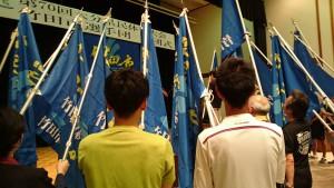 竹田市選手団結団式01