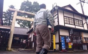 台風18号 被災状況 大分県 竹田市02