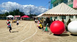 竹田小学校の運動会