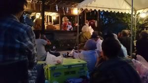 鏡天満社秋祭り2
