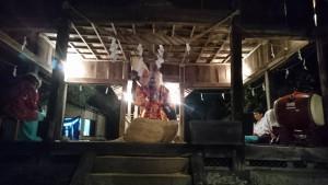 鏡天満社秋祭り3
