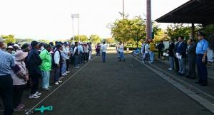 竹田市老人クラブ連合会のスポーツ大会02