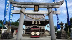 恵良原神社