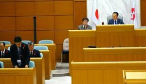 防災・減災政策について審査した、本日の決算特別委員会 大分県議会議員 土居昌弘