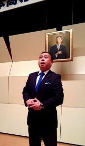 第71回瀧廉太郎記念 声楽コンクール 大分県議会議員 土居昌弘