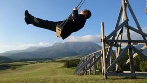 ニュージーランドのホビット村を思い起こさせる建物 大分県議会議員 土居昌弘