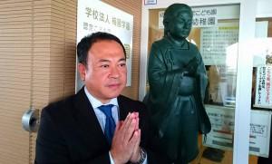 幼児教育支援センターで調査 大分県議会議員 土居昌弘