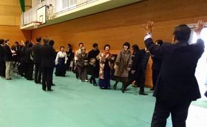 大分県立 竹田高等学校 創立120周年記念 祝賀会 大分県議会議員土居昌弘 03