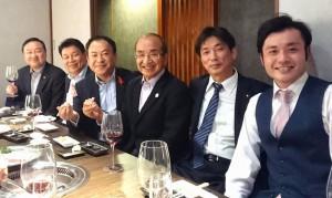 県共進会でチャンピオンを獲った豊後牛を食べる会 大分県議会議員 土居昌弘