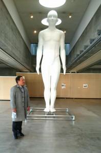 竹田でアート活動に励む加藤さん、児玉さんのオレクトロニカ 大分県議会議員 土居昌弘