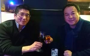 竹下先生と竹田の地域医療について話し合い 大分県議会議員 土居昌弘